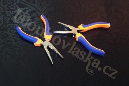 Multifunkční kleště na odstraňování a tvarování keratinu a k fixaci kroužků micro rings.…